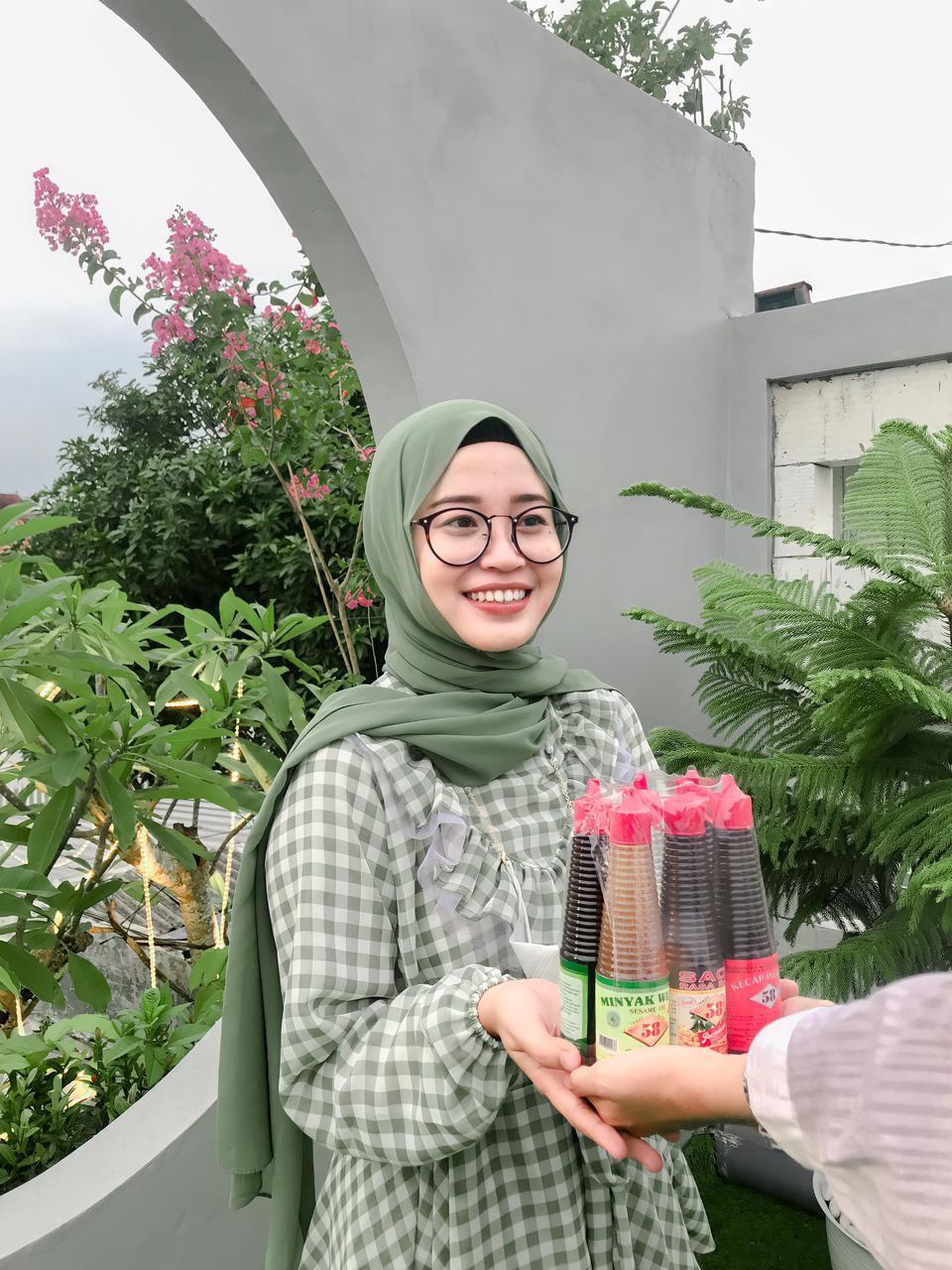 Cerita review saos 58 halal