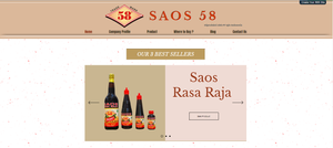 Saos 58 official Website