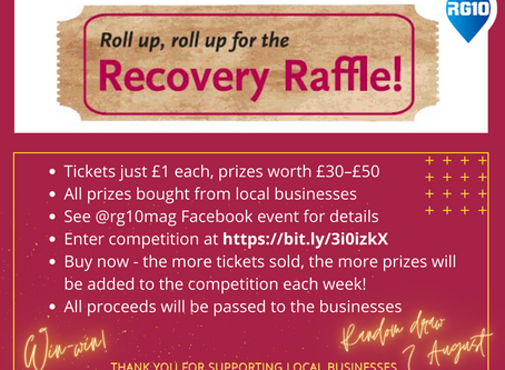 RG10 Recovery Raffle