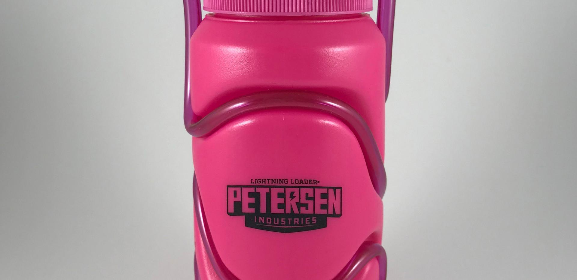 Krazy Straw Sportsbottle-Pink