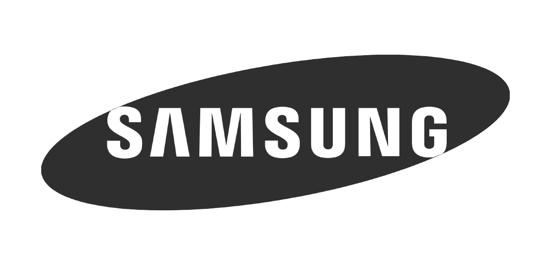 samsung b and w transparent