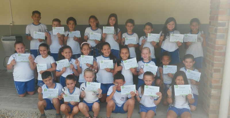 OBSERVADOR SOCIAL MIRIM finalizou as aplicações do programa nas cidades de Guabiruba e Botuverá