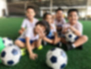 D Skills Football Academy Malaysia Kids Program
