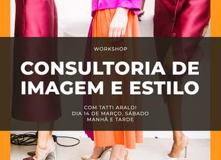 Workshops com Tatti Araldi na CoutureLab Porto Alegre!
