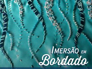 Imersão em Bordados em Pedrarias - Fevereiro em Porto Alegre!