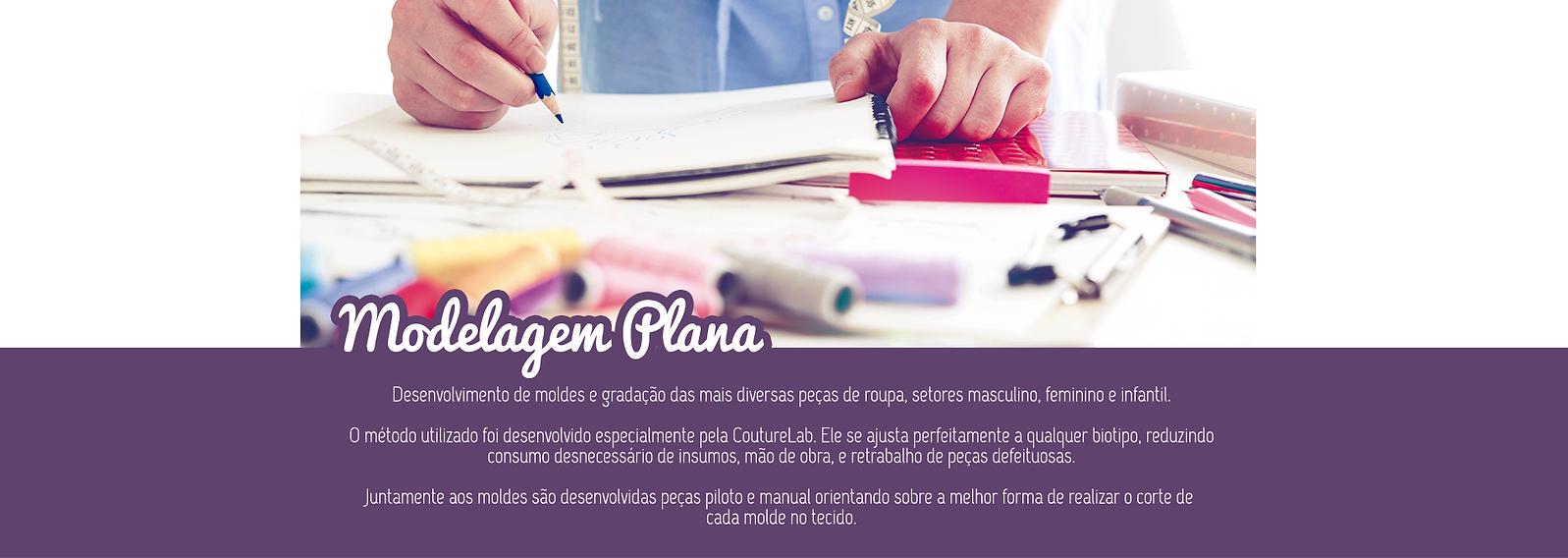 Consultoria de Modelagem Plana - CoutureLab