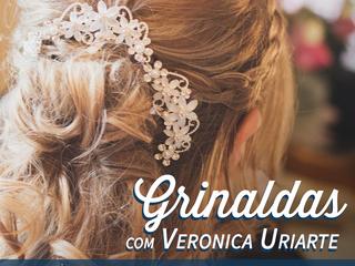 Grinaldas, com Veronica Uriarte! Curso Especial!