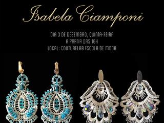 Coquetel de Lançamento - Isabela Ciamponi Acessórios