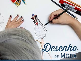 Novas Turmas de Desenho de Moda em Março na CoutureLab Porto Alegre!