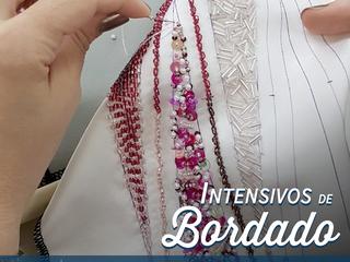 Intensivos de Bordados em Março na CoutureLab Porto Alegre!