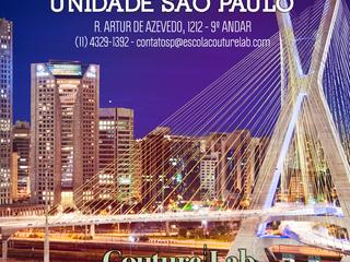 Cursos Inaugurais em São Paulo!
