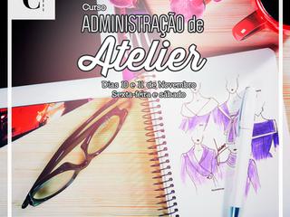 Administração de Atelier INTENSIVO!