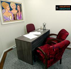 Sala de Atendimento CoutureLab