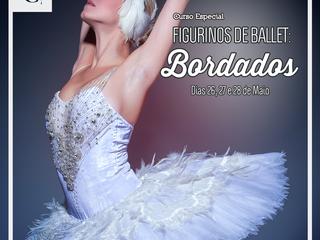 Figurinos de Ballet: Bordados