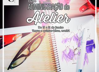 Curso Administração de Atelier