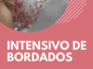 Bordados aos SÁBADOS em maio na CoutureLab Porto Alegre!