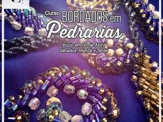 Bordados em Pedrarias - Nova Turma aos Sábados!