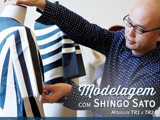 Modelagem com Shingo Sato - TR1 e TR2 em São Paulo!