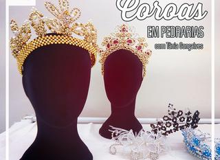 Curso Coroas Artesanais em Pedrarias