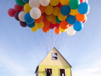 Spaceport Camden Rescue Plan: Tourism By Hydrogen Balloon