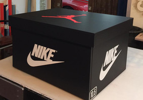 Shoe Storage Graphics
