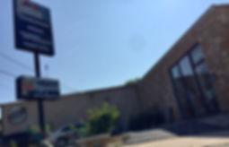 990 S. Lake Street Entrance