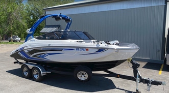 Yamaha 212X Boat Graphics