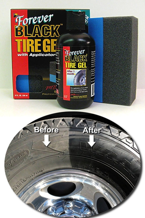 Forever BLACK™ Tire Gel Kit
