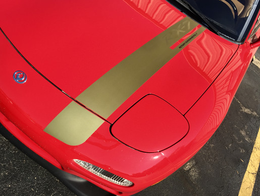 Mazda RX-7 Graphics