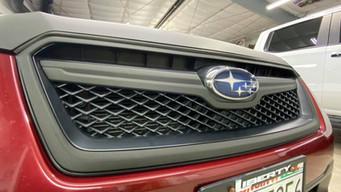 Subaru Crosstrek Wrap