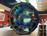 Psychedelic Drum Head Graphic