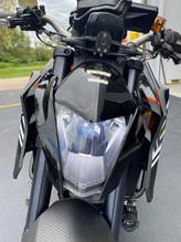KTM Headlight Accent