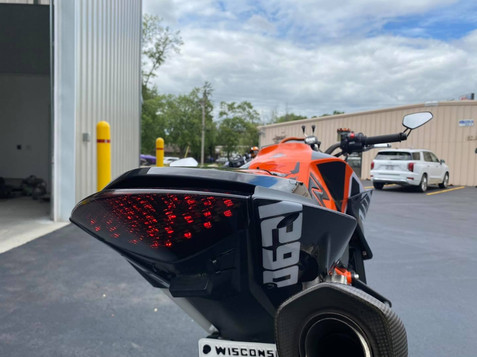 KTM Superduke Taillight Wrap