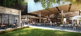ALDI Parks its Trolley at Coorparoo Square Hub