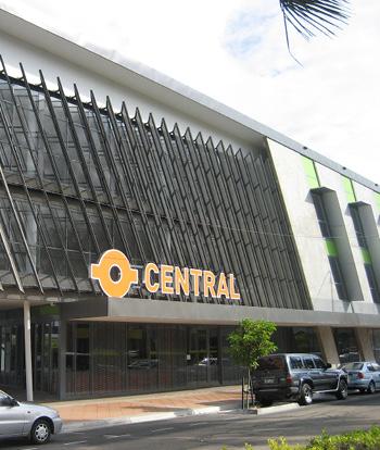 CENTRAL COMMERCIAL