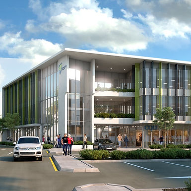Uni Village Plan for CBD