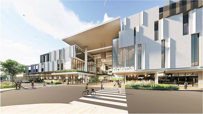 Ferny Grove TOD Right on Track