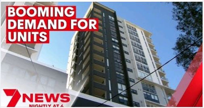 Demand for units in Brisbane's outer suburbs | 7NEWS