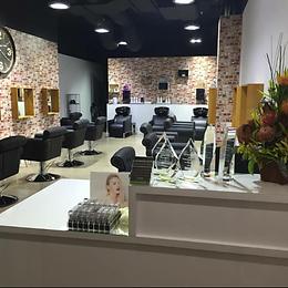 Salon Cuts It In CBD Style