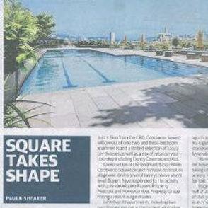Square Takes Shape