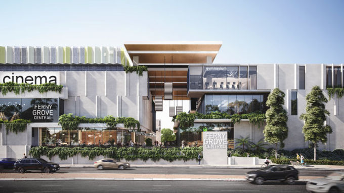 Broad Construction win $140 million mixed-use Ferny Grove Central contract