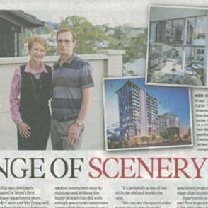 Change of Scenery - Coorparoo Square Attracts Downsizers