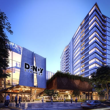 National Cinema Chain Dendy has Singed Up at Coorparoo Square