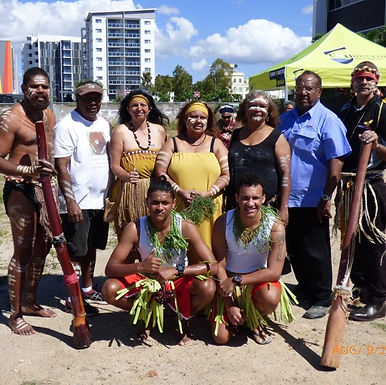 Smoking Ceremony Marks CQUniversity Campus Expansion Start