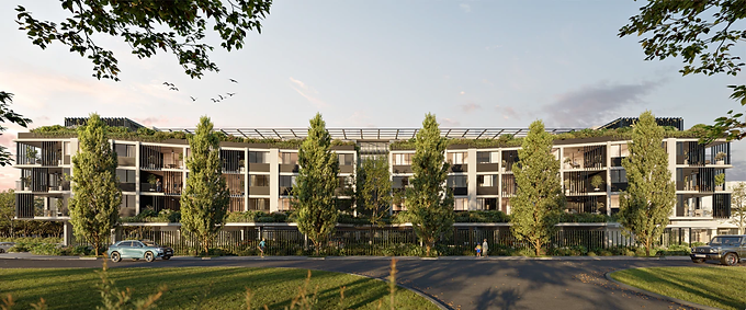 Broad Construction wins $140m Ferny Grove Central project