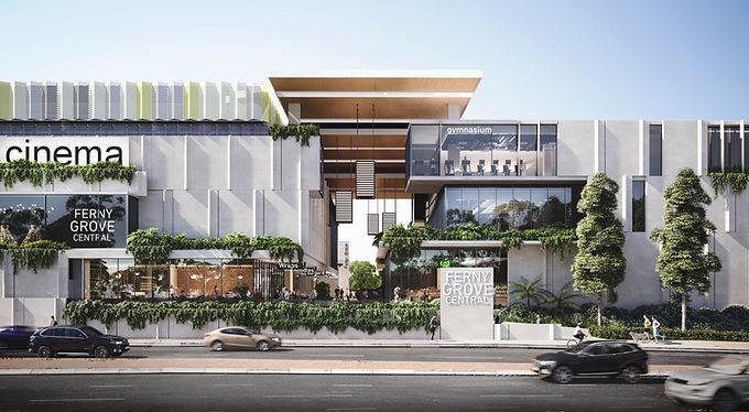 Ferny Grove Central: Construction begins on $140 million development in Brisbane's northwest