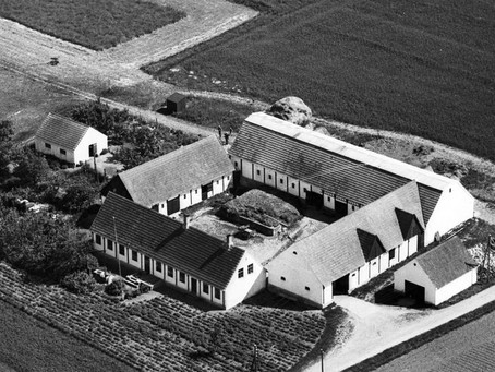 Tyskegårds Historie