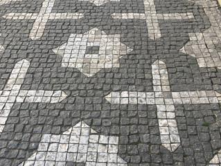 The Decorative Sidewalks of Prague