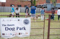 Corsicana-106 - Dog Park-sign
