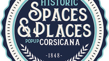 Historic Spaces & Places Thrive with Popup Corsicana